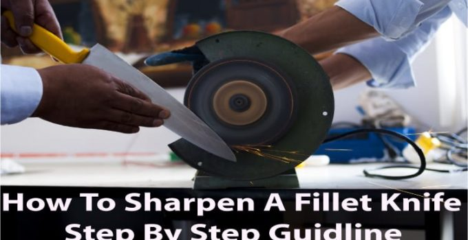 how to sharpen a electric knife