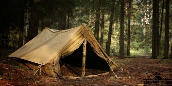 How to Make Camping Tent From Scratch