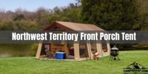 Northwest Territory Front Porch Cabin Tent 10 Person